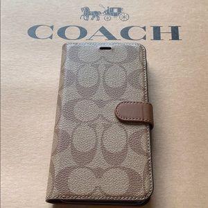 Coach 📱 IPhone XR Case 📱